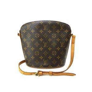 LOUIS VUITTON Crossbody/Shoulder Bag Drouot